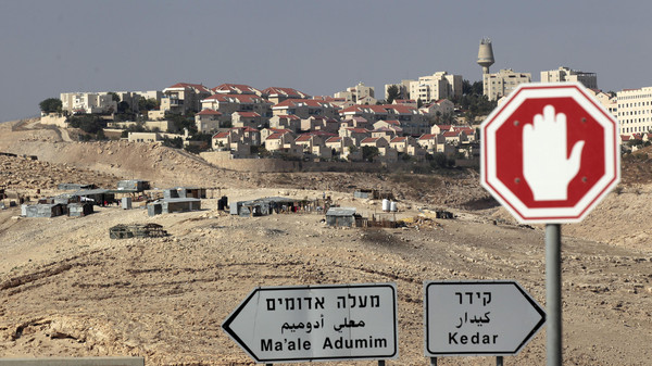 On Sunday, Israel said it would expropriate 400 hectares (988 acres) of Palestinian land around Bethlehem, and allowed 45 days for any appeal.