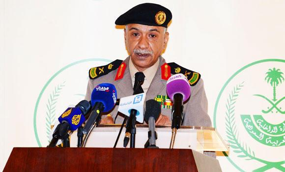 Maj. Gen. Mansour Al-Turki. (SPA)