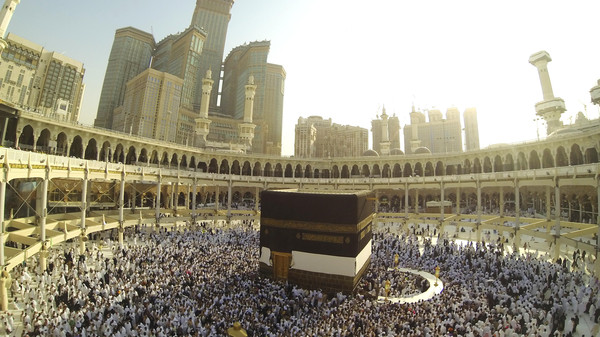 Makkah has undergone constant changes and development throughout history.