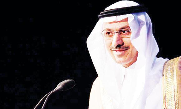 Minister of Economy and Planning Muhammad Al-Jasser was the keynote speaker at the third annual Saudi Mega Transport and Infrastructure conference at the Al-Faisaliah Hotel.