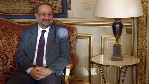 Ahmad Tohme was reelected to the post, which he was dismissed from in July after just 10 months in the job.