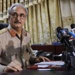 Libya's Haftar in fresh bid to reclaim Benghazi
