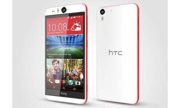 HTC Desire EYE is fully equipped for those who love to take great photos, videos and selfies.