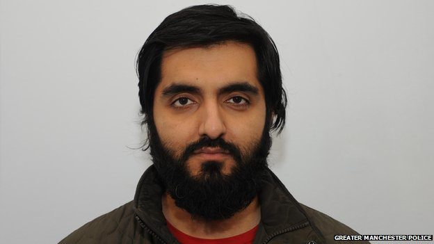 Jamshed Javeed was accused of making travel plans with the intention of committing terrorism.