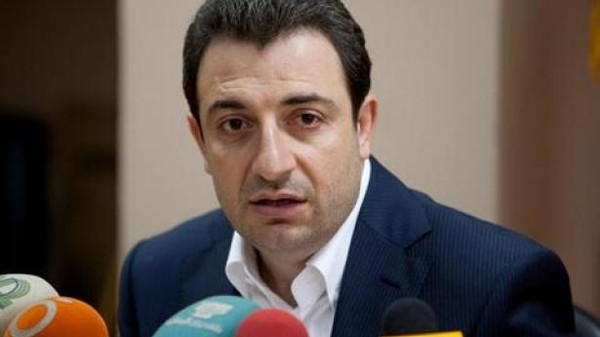 Lebanese health minister Wael Abu Faour.