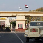 Egypt-Gaza border closed after deadly Sinai attack