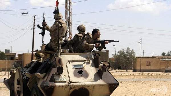 The Egyptian armed forces are preparing to conduct a military operation against extremists in the Sinai Peninsula.