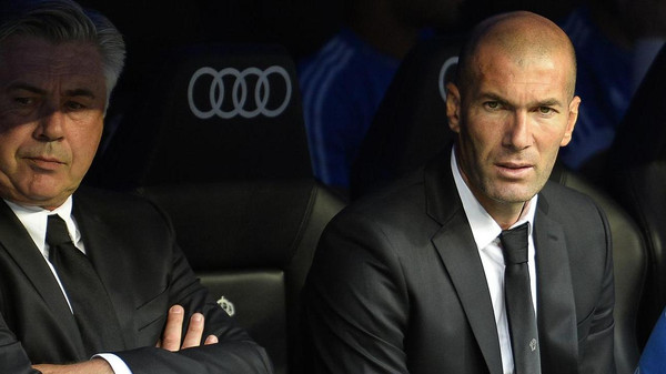 Zidane served as Carlo Ancelotti's assistant with the first team in 2013. Madrid can appeal the ruling.