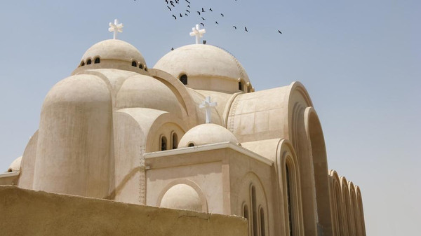 There is no clear law governing the construction of churches in Egypt.