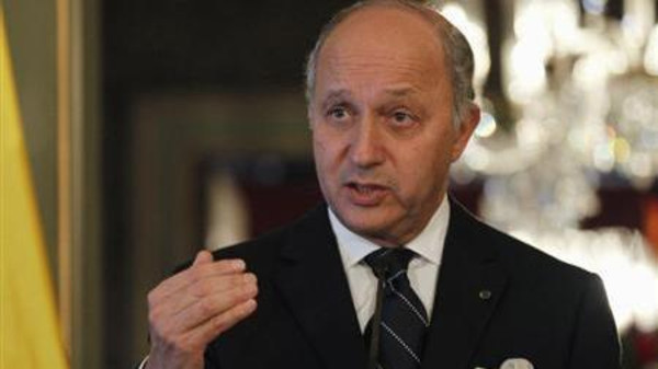 French Foreign Minister Laurent Fabius said important questions need to be resolved regarding Iran's nuclear program.