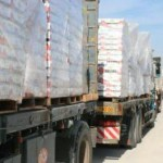 Gaza Produce Send To West Bank