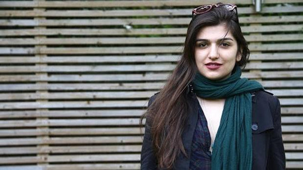 Ghoncheh Ghavami, a 25-year-old law graduate who was detained in June at a Tehran stadium where Iran's national volleyball team was to play Italy.