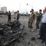 Car bomb explodes in Iraqi Kurdish capital: TV