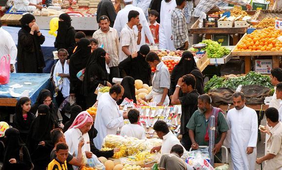 Expats control 75% of Jeddah vegetable market