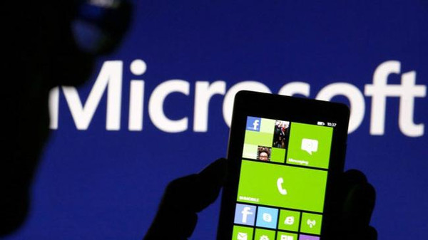 The new model is the first Lumia smartphone under Microsoft's own brand name.
