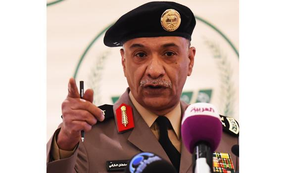 Maj. Gen. Mansour Al-Turki