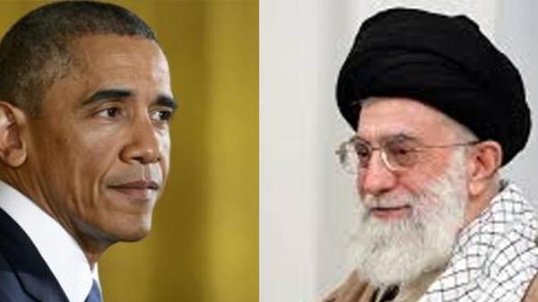 U.S. President Barack Obama reportedly sent a secret letter to Iran's President Ayatollah Ali Khamenei.