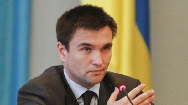 """After huge efforts, the two Ukrainian doctors kidnapped in September in Libya have been freed. They are in a safe place,"" Ukrainian Foreign Minister Pavlo Klimkin said."