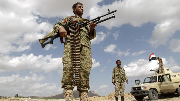Yemeni security forces freed seven Yemeni hostages and one foreigner in a special operation in which seven al-Qaeda kidnappers were also killed.