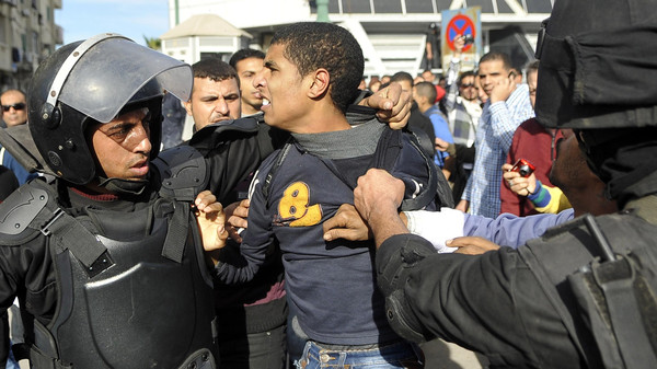 Cairo police briefly detained three Egyptians, including two with British citizenship, after a man told them he overheard them discussing ways to destabilize the country.