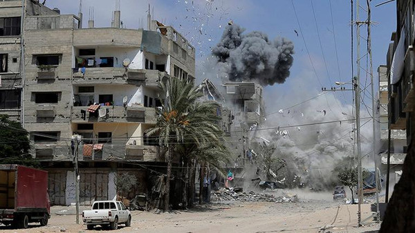The clash is the latest in a handful incidents in recent weeks since a 50-day war ended in Gaza in August.