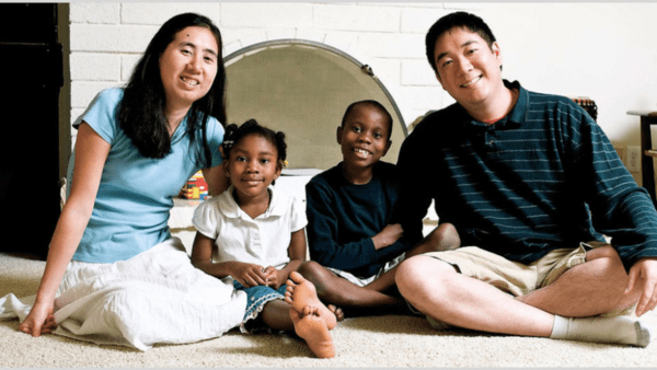 Matthew and Grace Huang are American citizens of Asian origin held in Qatar since January 2013, when their daughter Gloria died in the Gulf state.