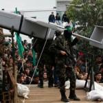 Hamas flexes muscles with Gaza drone flight