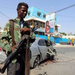 Car bomb targeting security forces explodes in Somali capital