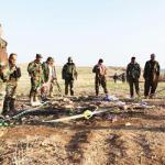 IS militants' surprise blitz kills 24 Kurd peshmergas
