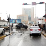 Gunmen blow themselves up inside Tripoli hotel