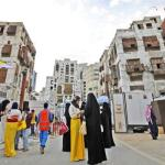 Jeddah's historical district chosen as first green zone