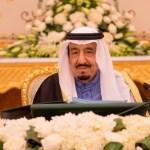 Saudi King Salman chairs first Cabinet meet