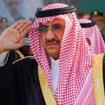 Saudi Deputy Crown Prince pays visit to Britain