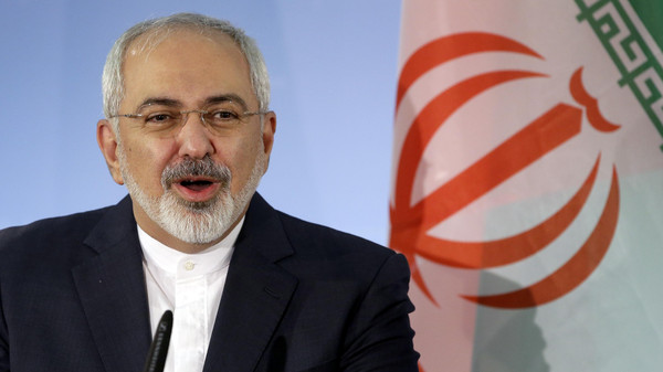 """Obama's stance ... is expressed in unacceptable and threatening phrases,"" Foreign Minister Mohammad Javad Zarif was quoted as saying."