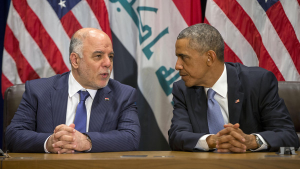 U.S. officials have expressed concern that Iraq's Shiite-led government has not done enough to accommodate its alienated Sunni population.