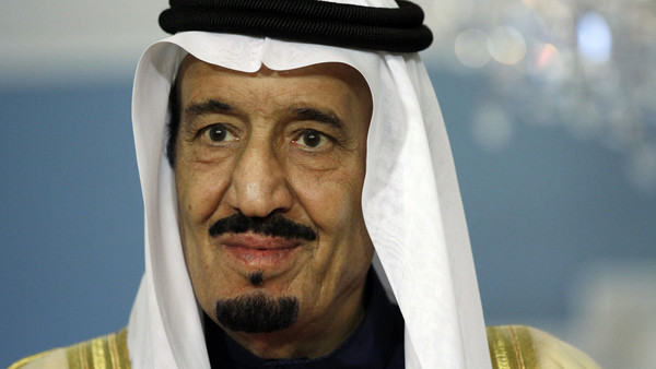 King Salman bin Abdulaziz ordered a military campaign against Iran-backed Houthi rebels in Yemen.