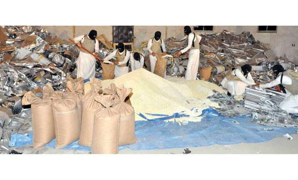 Authorities recently seized narcotics worth billions of riyals.