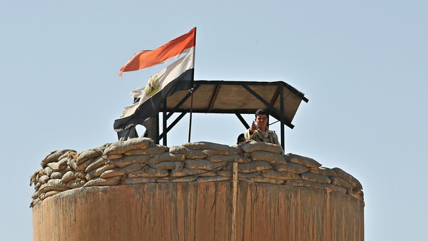 Egypt extended by three months a state of emergency imposed on parts of northern Sinai in October.