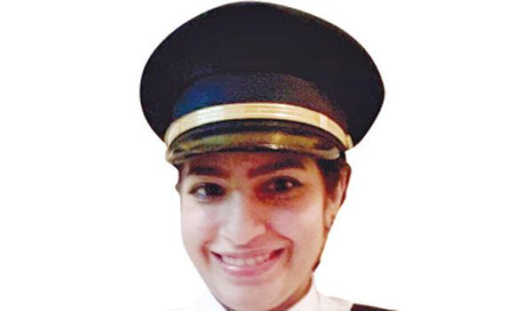 Flight dispatcher Nouf Allam