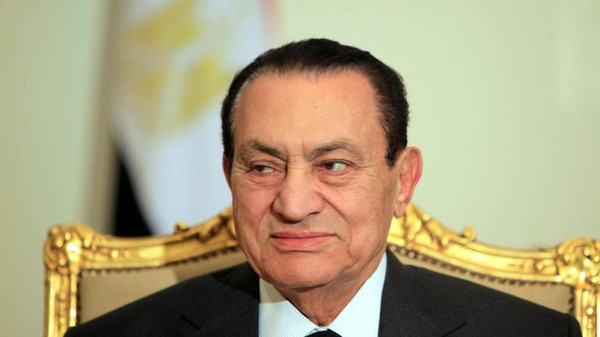 Mubarak was detained pending trial in a number of cases and spent the majority of his detainment in a military hospital in the Egyptian capital.
