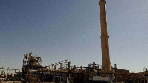 The Baiji oil refinery is Iraq's biggest refinery.