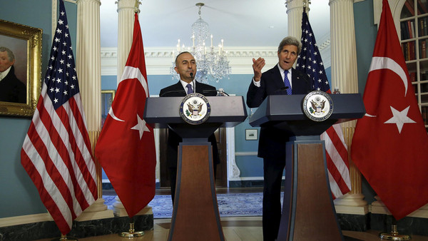 The United States and Turkey in March began training and equipping thousands of moderate Syrian rebel forces as part of a deal signed after several months of negotiations.
