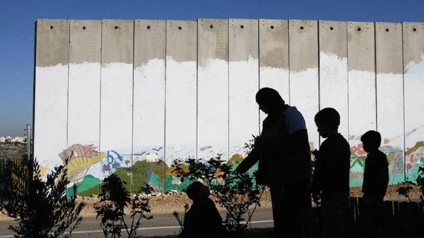 The separation barrier is a vast structure, most of it built inside the occupied West Bank, that divides Israel and its main settlement blocs from the rest of the territory.