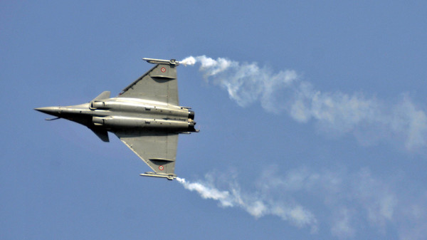 Dassault struggled for years to sell any of its Rafale jets abroad.