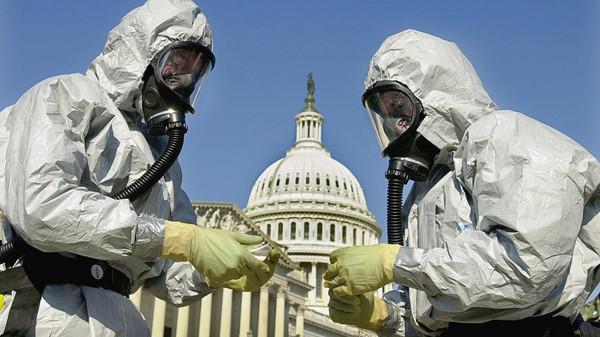 Anthrax Investigation