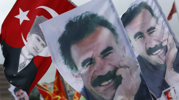 For many Turks, the name Ocalan is indelibly linked to the man they revile as leader of a Kurdish insurgency in which 40,000 people died. But on Tuesday, an Ocalan became one of the country's youngest parliamentarians.