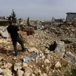 At least 49 dead in Syria regime raid in Idlib province