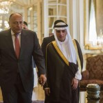 Saudi FM: Iran interfering in Mideast affairs