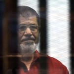 Egypt's Mursi seen in 'execution' uniform