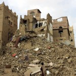 U.N. aid to Yemen targeted in Houthi shelling